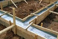 бетон для фундамента бани