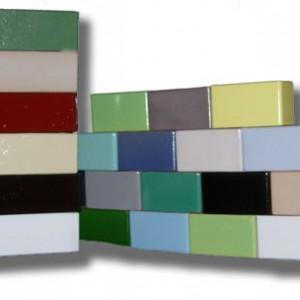 Облицовочный керамический кирпич покрыт глазурью