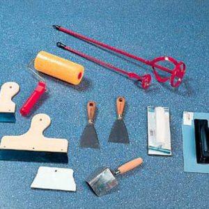 фото инструмента для штукатурки стен