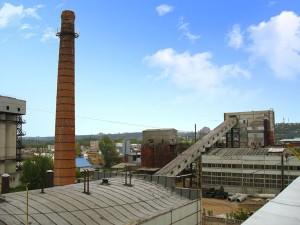 куганакский кирпичный завод