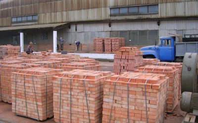 Кирпичный завод в Воткинске