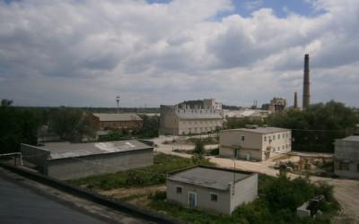 чапаевский кирпичный завод