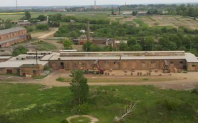 Кирпичный завод Гнездово