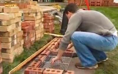 материал для постройки мангала