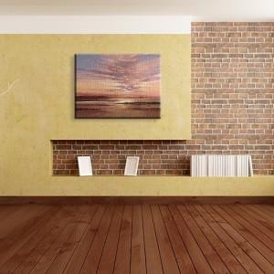 дизайн комнаты оштукатуренной под кирпич