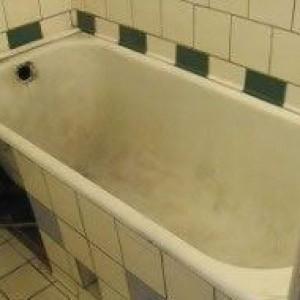 монтаж системы водослива в ванной