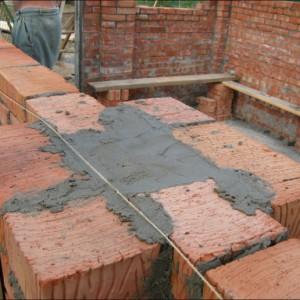 строительство стен гаража