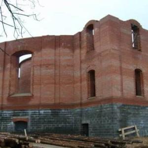 пример строения церкви