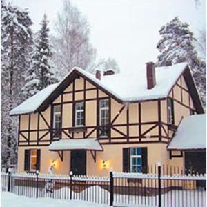 современный дом в немецком стиле