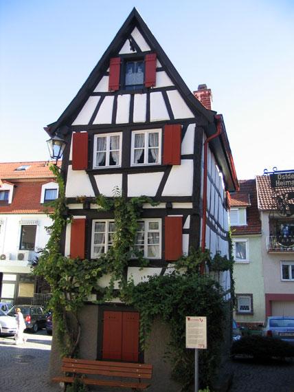 Дом немецком стиле