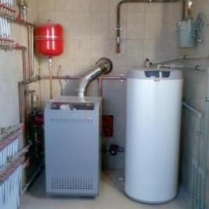 электрический котел для отопления каркасного дома