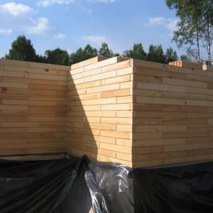 технологии производства деревянного кирпича