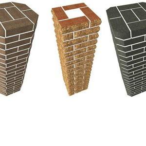 способы облицовки колонн