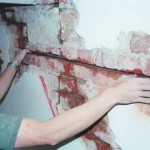 Реставрация кирпичной кладки своими руками
