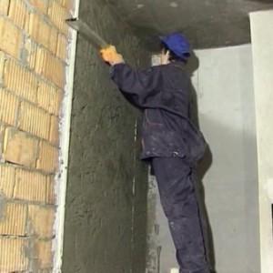 подготовка стен к декорированию штукатуркой