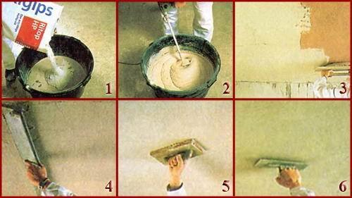 Как снять штукатурку со стены советы инструменты