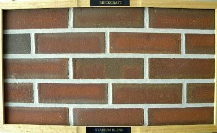 стена из керамического кирпича