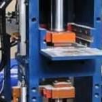 Пресс для производства кирпича