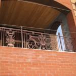 Ограждение балконов и лоджий
