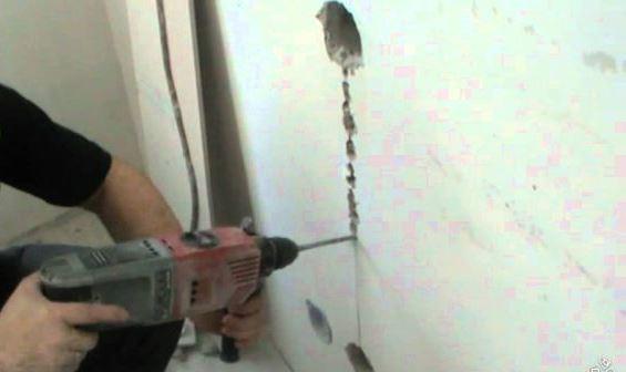 Штробление стены под проводку своими руками фото 572