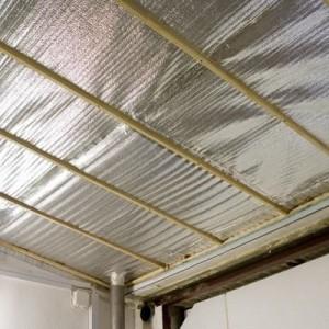 Фото утепление крыши гаража