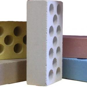 ФОто силикатного кирпича и его цветовых аналогов