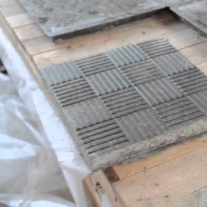 распалубка тротуарной плитки