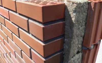 утеплитель кирпичных стен