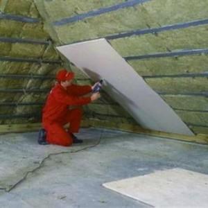 защищаем дом от потерь тепла
