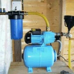 защита станции спомощбю установки входного фильтра