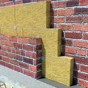 утепления фасада минеральной ватой