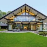 Виды и особенности фасадного остекления зданий