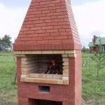 Строительство кирпичной печи барбекю пошаговая инструкция