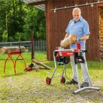 Чертежи и инструкция по изготовлению дровокола своими руками