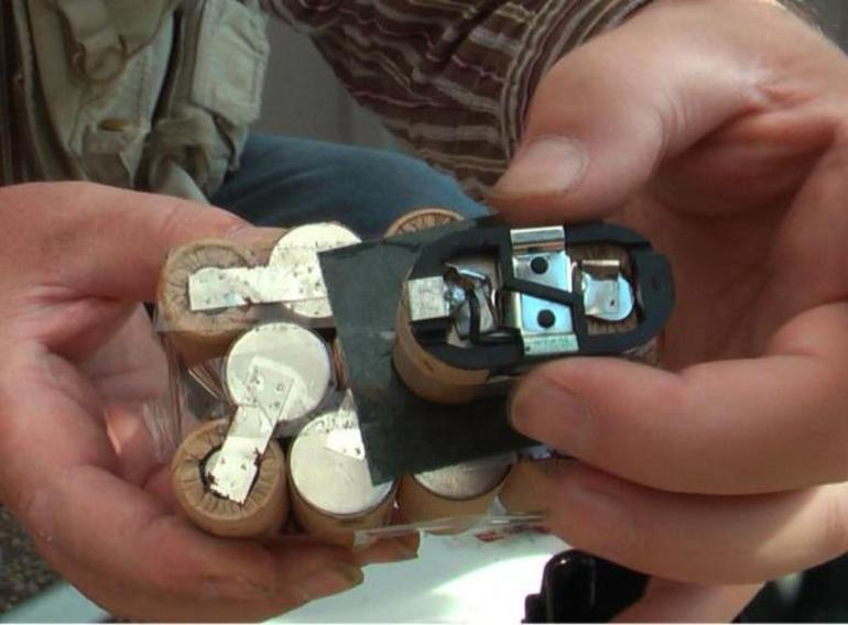 Аккумуляторы для шуруповерта ремонт своими руками