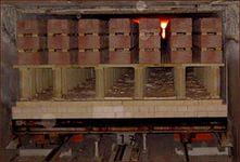 обжиг кирпича на производстве