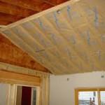Как и чем утеплить потолок бани