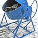 Смесители и бетономешалки: строительное оборудование для дачного участка