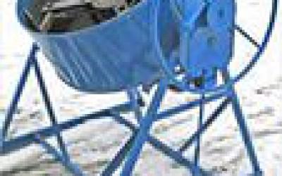 стационарная бетономешалка