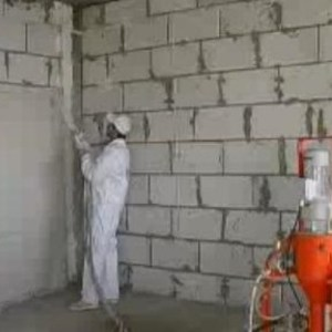 шлакоблочные стены подготовка к штукатурке