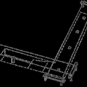 разметка участка для фундамента