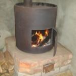 Как изготовить гаражную печку буржуйку