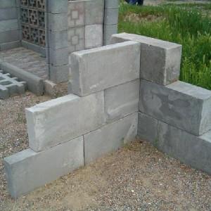 полистирольные блоки