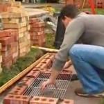 Как сделать мангал из кирпича