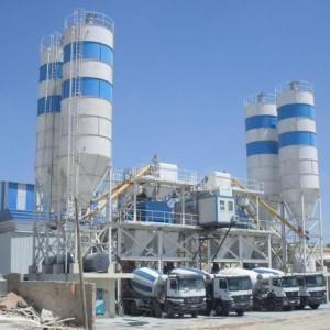 завод по производству цементно-песочной смеси