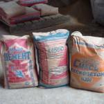 Как приготовить цементный раствор