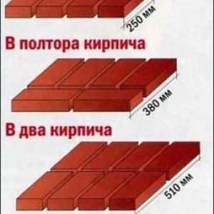 расчет толщины стен дома