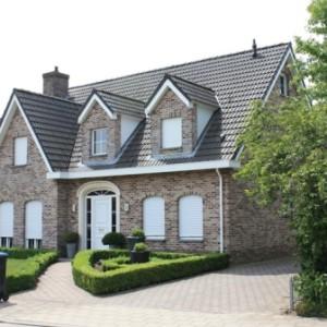 здания из бельгийского кирпича