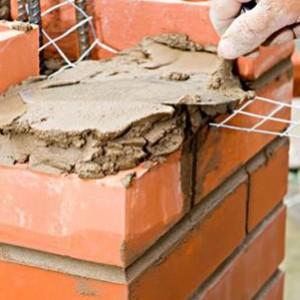 ремонт кирпичного столба