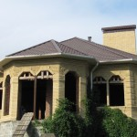 Проекты домов из желтого кирпича